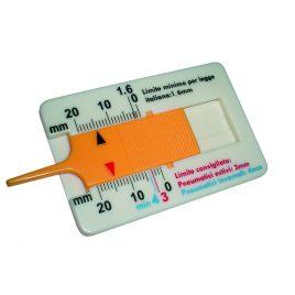 gumiabroncs profilmérő